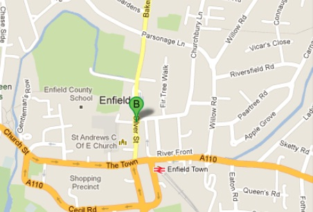locksmith Enfield