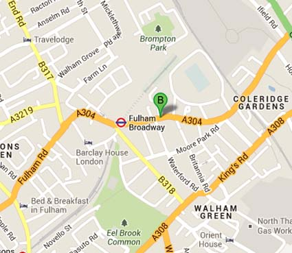 locksmith in fulham, london